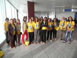 Picasa - Conexão no Aeroporto de Fiumici