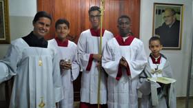 CELEBRAÇÃO DOS 15 ANOS DE FUNDAÇÃO DA COMUNIDADE AMIGOS DE JESUS