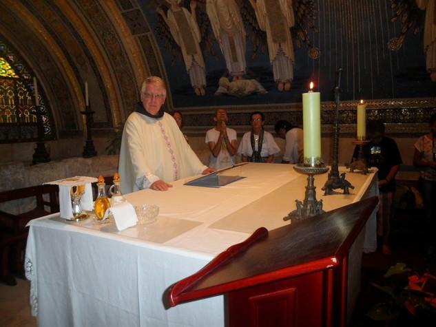 Picasa - Santa Missa na Igreja da Transf