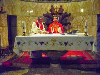 Picasa - Santa Missa no Getsemani