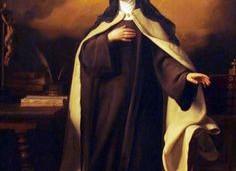 Santa Teresa de Jesus (Papa Bento XVI)