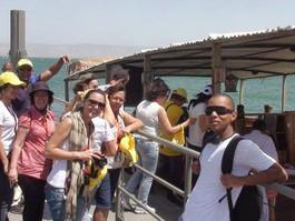 Picasa - Mar da Galiléia