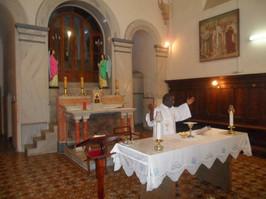 Picasa - Santa Missa na Igreja Stella Ma