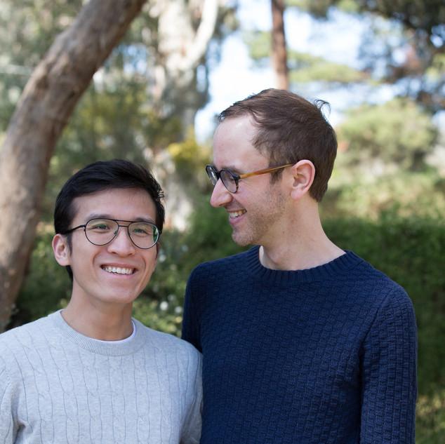 Return to Love NZ - Family - Men
