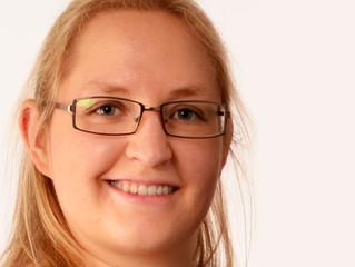 Das Team von clarifydata stellt sich vor – heute: Svenja aus dem Marketing