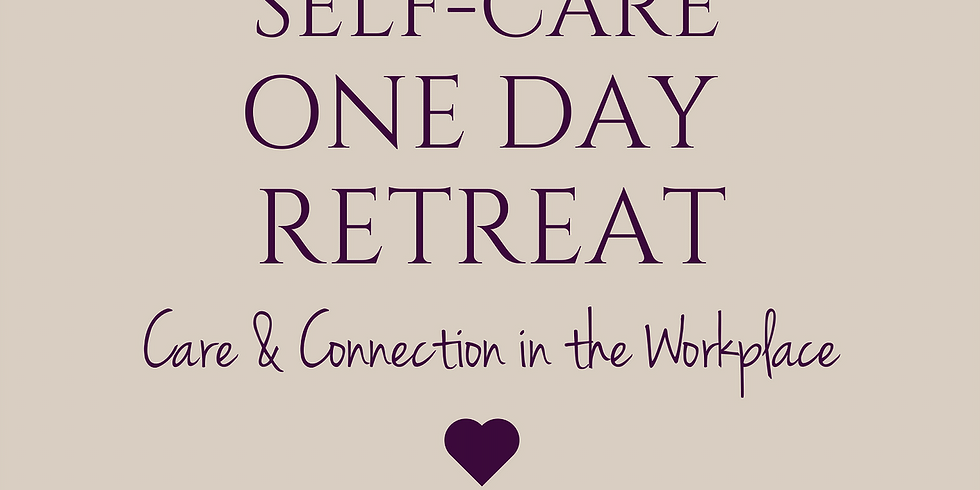 Self-Care One Day Retreat - Cairns