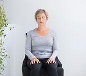 Living Medicine _ Sitting Yoga
