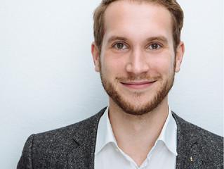 Unsere Coworker – heute: Jonas Reinhardt von Tricode.io
