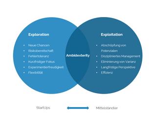 Kooperationen als Schlüssel zum Erfolg für StartUps und Mittelständler – Utopie oder Wirklichkeit Te