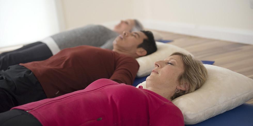 Stillness Yoga for Men & Women
