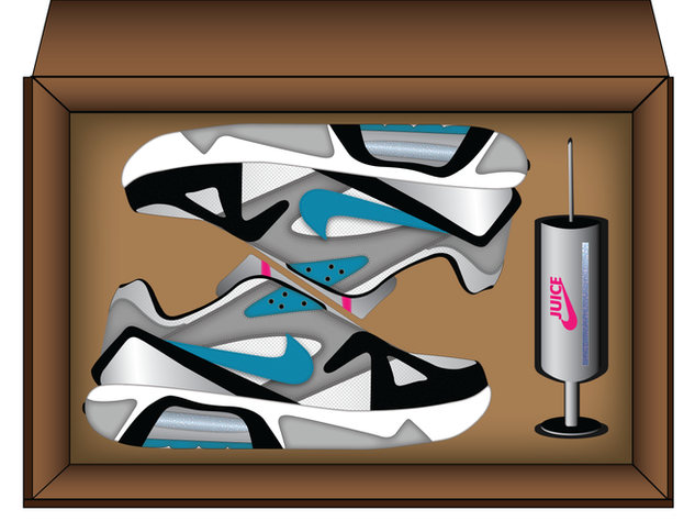 Nike Air Structure Triax 91 Redesign (2016)