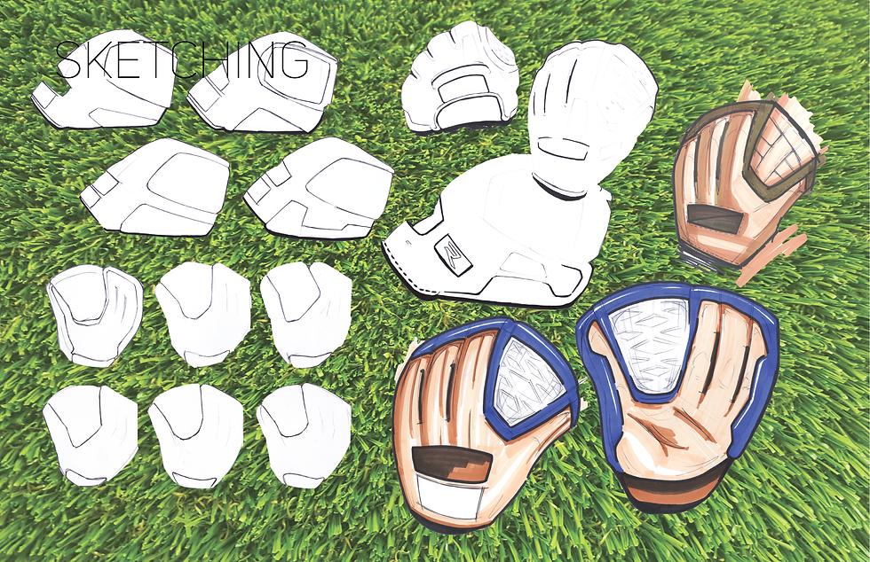 PuseyTyler_DES300_BaseballGlove_Sketches