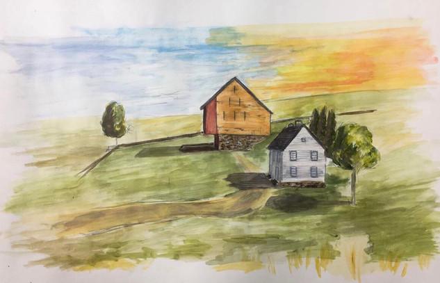 Bliss Farm, Gettysburg 1863