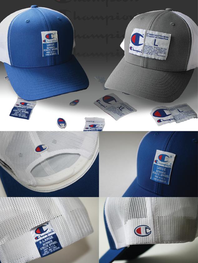 Custom Champion Tag Hats (2020)