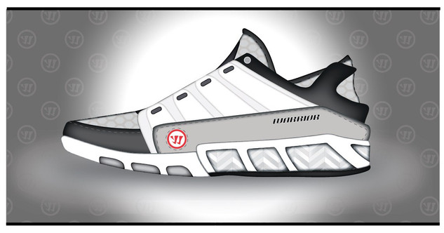 Warrior Sports Sneaker Study (2013)