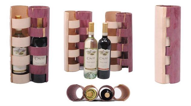 Wine Bottle Storage (2016)