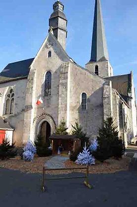 Eglise de Cour-Cheverny