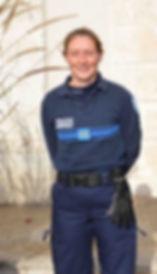Mme Anita GENAY - Policière