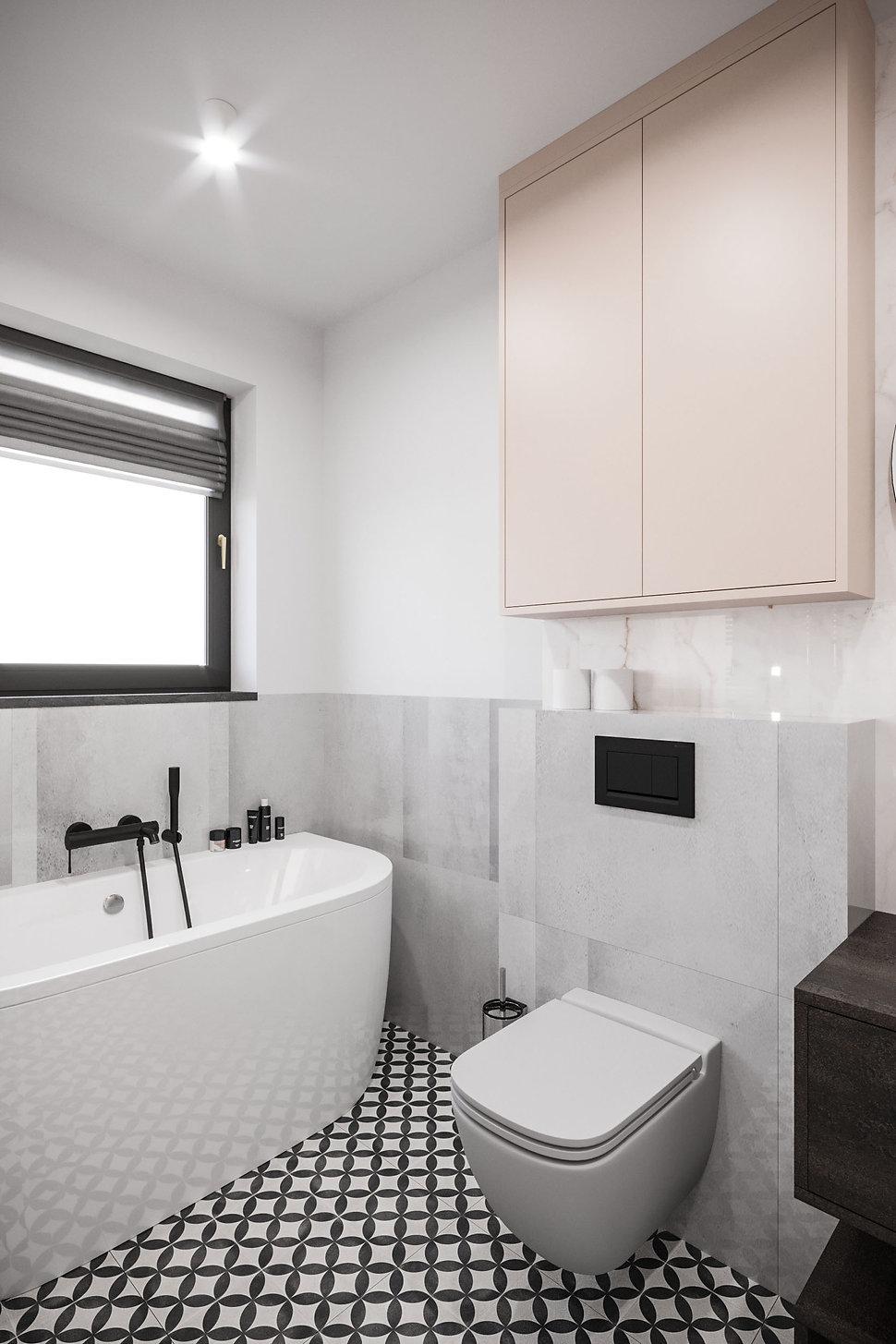 Łazienka loftowa