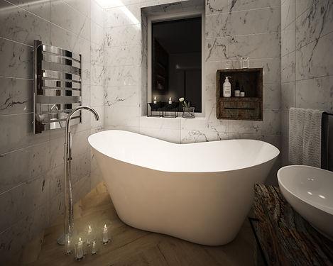 łazienka spa