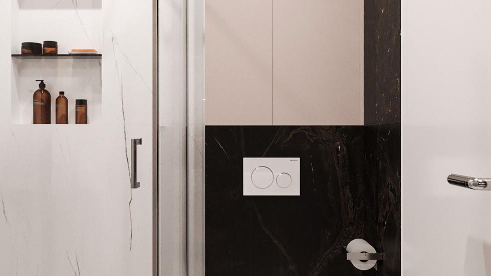 Projekt standardowy mieszkania w Krakowie