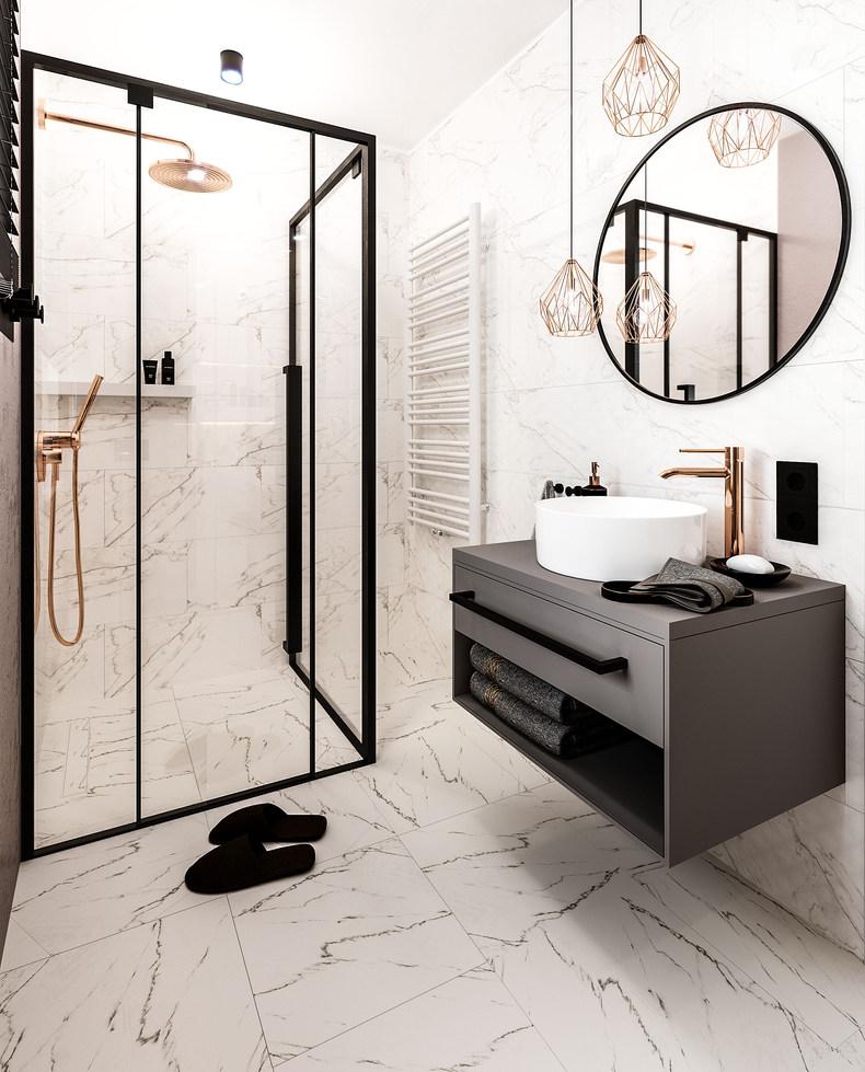 Łazienka w Powidzu