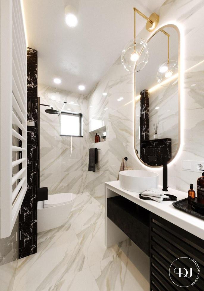 Łazienka w Woli Dębińskiej