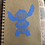 Thumbnail: Personalised A5 notebook