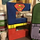 Thumbnail: Hand painted superhero letters