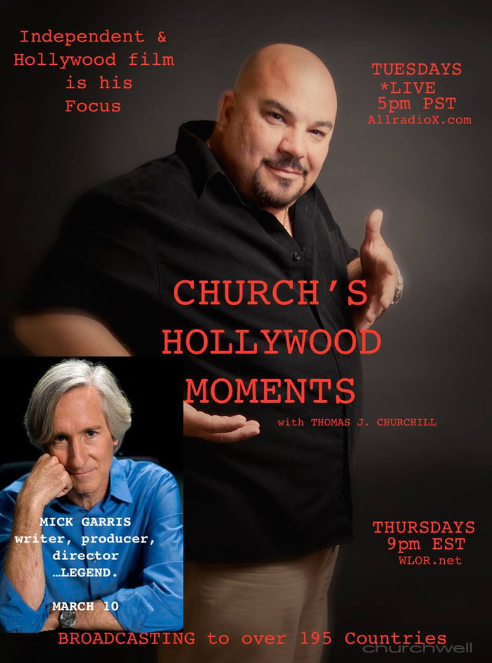 Attending Church's Hollywood Moments