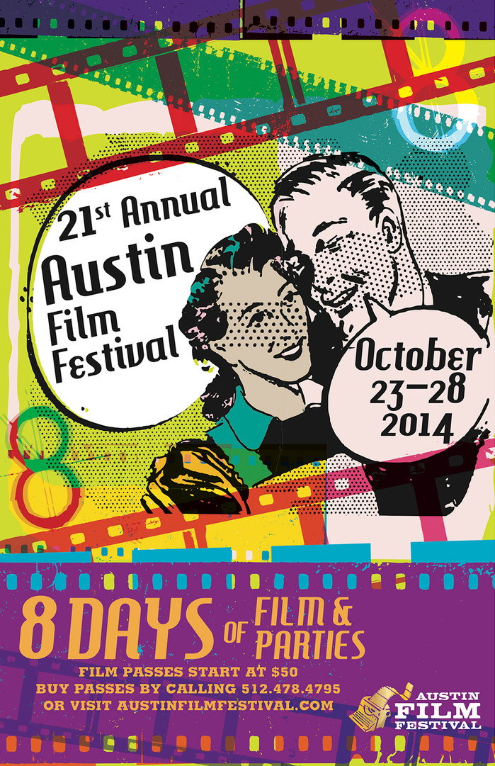 Attending THE 21st ANNUAL AUSTIN FILM FESTIVAL