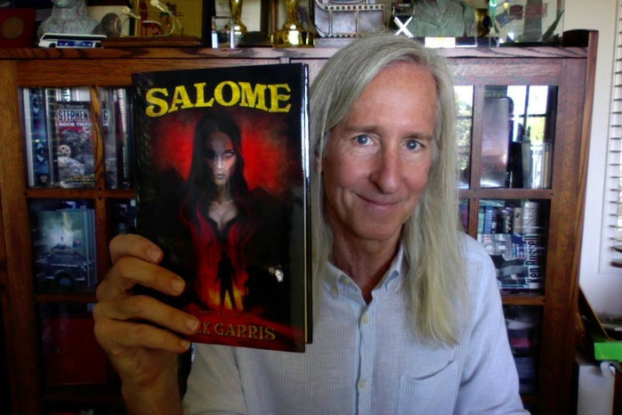 Get your signed copy of SALOME!