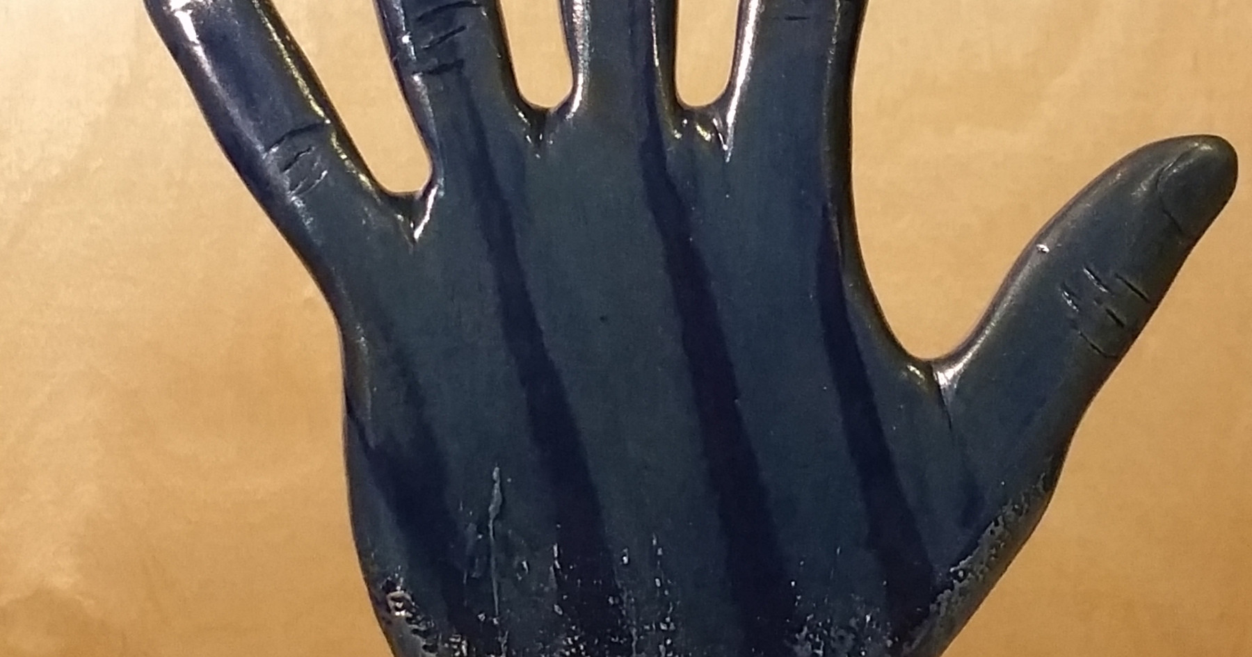 Cobalt Right Hand Back - 2017 - پشت دست راست لاجوردی