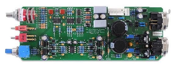 C84 Microphone Preamp Module