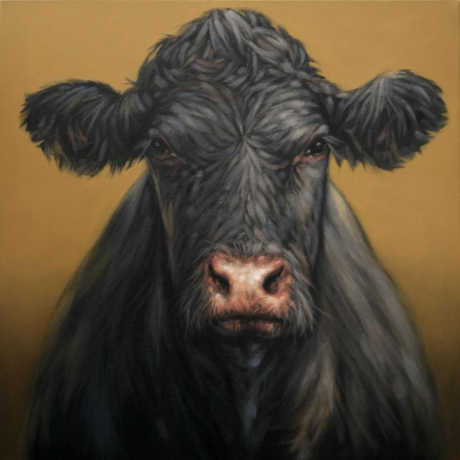 Black on Gold - £1250