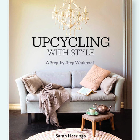 Upcycling with Style, New Holland 2018.