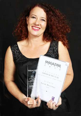 Editor of the Year, Lifestyle Category, 2012