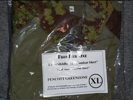 [REVIEW] BE-X FrontierOne Einsatzfeldhemd, Combat Shirt PenCott Greenzone