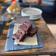 Tripple Chocolate Vegan Brownie
