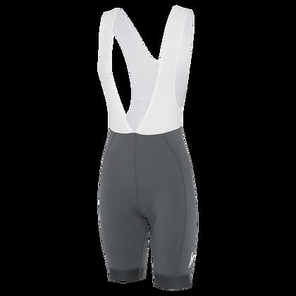 ATTAQUER - A Line Women's Bib Shorts in Titanium