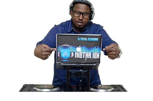 The one and only Dj Mistar Ish