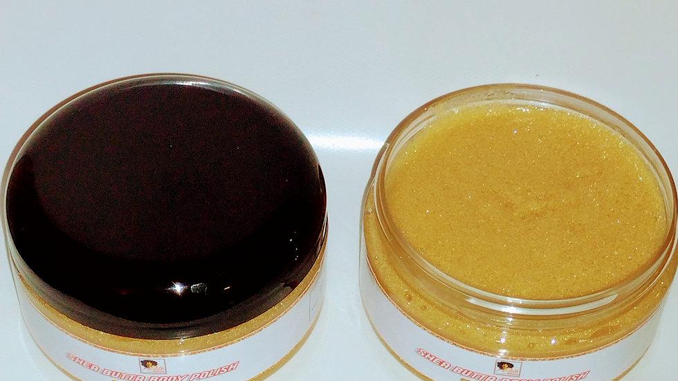Sweet Tooth Exfoliating Body Polish w Shimmer