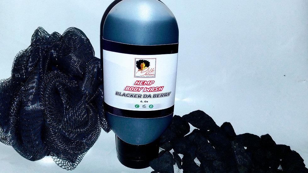 Blacker da Berry Detox Hemp Body Wash