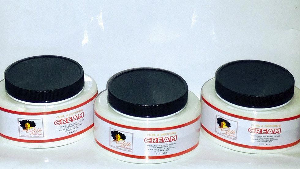 Curl & Defining Cream