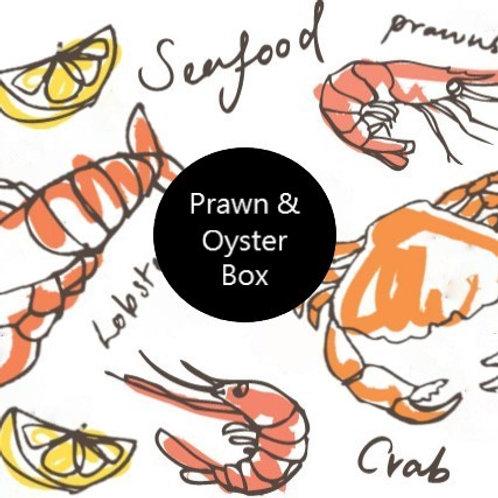 PRAWN & OYSTER BOX