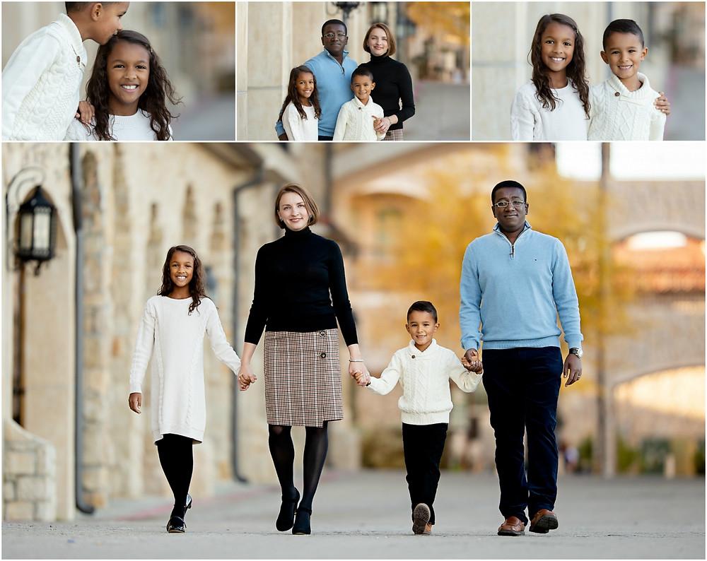 Family photos at Adriatic Village in McKinney | SBVA Snaps Photography