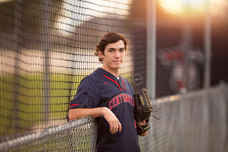 Riley | Frisco Senior Photographer | Centennial High School