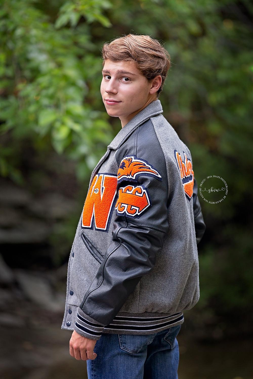 wakeland high school frisco senior photo