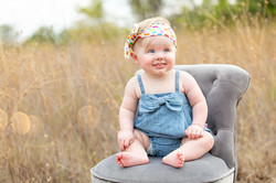 outdoor baby photos