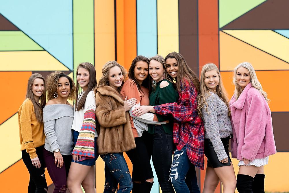 SBVA Snaps Street Team Senior Models